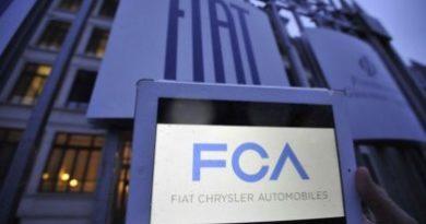 Fca: prestito 6,3 mld interamente dedicato alle attività italiane