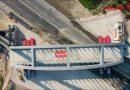 Alta velocità Napoli-Bari, posizionati tre ponti